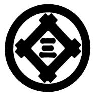 「被爆時の三井銀行マーク」の画像検索結果