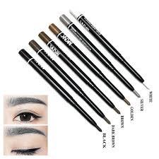 <b>NEW Brand 6 Colors</b> of Women Eyeliner Pencil Makeup Waterproof ...