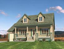 Cape Cod Home Designs at houseplans net