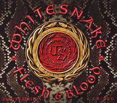 <b>Whitesnake</b> - <b>Flesh</b> & Blood (2019, CD) | Discogs