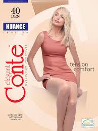 <b>Колготки</b> женские <b>Conte NUANCE</b> 40 купить за 142.00руб ...