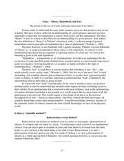 essay on the scientific method essay on scientific method   can you write my research paper for me