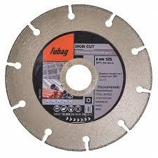 <b>FUBAG Алмазный</b> отрезной <b>диск</b> IRON CUT диам.125 мм ...
