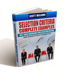 selection criteria examples addressing selection criteria the ebook will help enable you to get to the interview stage