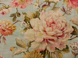 english garden shabby chic style french country linen fabric drapery fabric cv100 os chic shabby french style