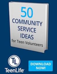 Volunteer Opportunities For Teens   TeenLife    Community Service Ideas for Teen Volunteers