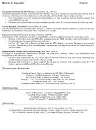 hr generalist sample resume  human resources resume examples for    human resources executive resume samples