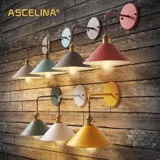 <b>Wall Light Modern wall lamp</b> colorful <b>wall light Loft</b> sconce with ...
