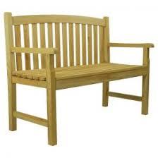 Woodside Wooden 4ft <b>2 Seater Garden Bench</b> | Woodside Products