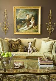 color of the couch seems to elevate the opulence of the room design mccroskey antique victorian living room