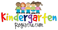 cartoon kindergarten registration