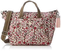 Oilily <b>Womens</b> Groovy Handbag Mhz 1 Satchel Pink (Pink (<b>Fuchsia</b> ...