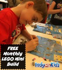 monthly lego mini build indy kids lego mini build