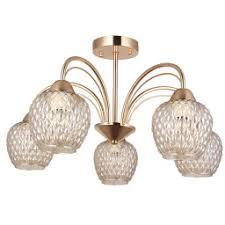 Светильник потолочный <b>F</b>-<b>Promo Olimp 2541</b>-<b>5U</b> купить в ...