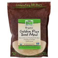 Now <b>Foods</b> Flax Seed <b>Golden Meal</b>