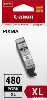<b>Картридж Canon PGI</b>-480XL PGBK (2023C001), черный, для ...