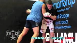 Future UFC Champ Khabib Nurmagomedov grappling with <b>Luke</b> ...
