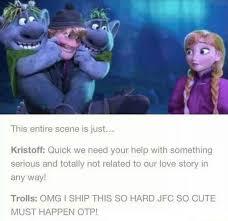 Disney Memes on Pinterest | Emperors New Groove, Mulan and Frozen via Relatably.com