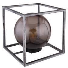 LED solar lamp, smoke <b>ball</b>, cube frame, W <b>23</b> cm