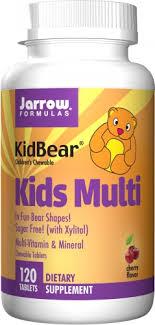 KidBear Kids Multi Cherry - Jarrow Formulas