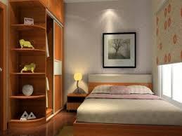 disain kamar tidur sempit: 20 desain kamar tidur sempit minimalis sederhana denah rumah