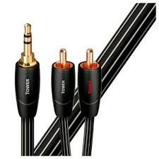 AudioQuest Tower, купить <b>кабель miniJack-2RCA AudioQuest</b> Tower
