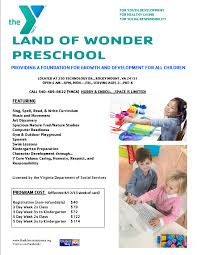 printable day care flyer templates share on preschoolsummer childcare services