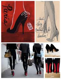 The Height Of <b>Fashion</b>: The Timeless & <b>Classic</b> Black <b>High Heels</b> ...