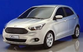 new car launches in early 20152015 Ford Figobased compact sedan spied