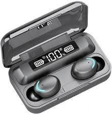 SHOPPING MART <b>F9</b>-5 LED <b>Wireless</b> Bluetooth ear buds Bluetooth ...