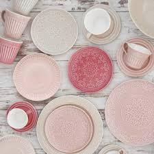 <b>Тарелка закусочная</b> 19 см <b>Easy</b> Life Abitare темно-розовая за 297 ...