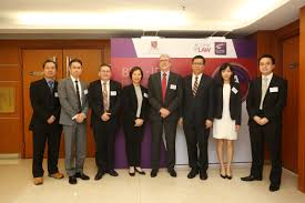 cuhk launches asia s first year bba jd double degree programme from left to right dr anthony law co director of bba