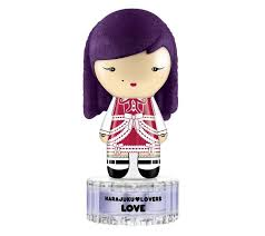 <b>Harajuku Lovers Wicked</b> Style Love Eau de Toilette Spray 10 mL ...