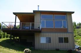 Sloping Lot Plans   Houseplans comContemporary Exterior   Front Elevation Plan       Houseplans com