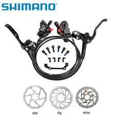 <b>SHIMANO MT200</b> Bike Brake Hydraulic Disc Brakes Set Pre-Filled ...