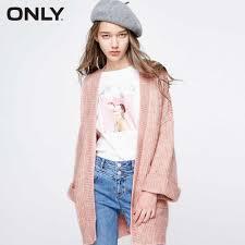 ONLY womens' <b>autumn new cardigan</b> long knit <b>sweater</b> women Cuff ...