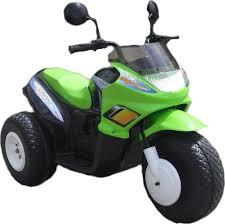 <b>Электромобиль CHIEN TI</b> CT-770, зеленый