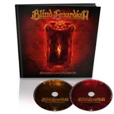 <b>BLIND GUARDIAN</b>   <b>Beyond</b> the Red Mirror EARBOOK (EURO ...