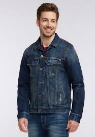 <b>Куртка</b> мужская Mustang <b>New York Jacket</b>, цвет: темно-синий ...