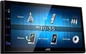 <b>JVC KW-M24BT</b> WVGA Digital Media Receiver with Bluetooth ...