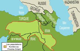"""Résultat de recherche d'images pour """"Plan partage Turquie Grand Kurdistan"""""""