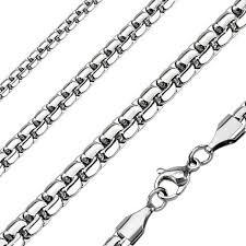 Купить оптом <b>стальная цепочка</b> мужская <b>Spikes</b> SSNH-0311 от ...
