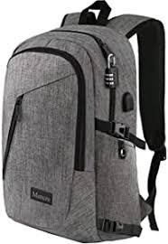 Laptop Backpack, Business Travel Water Resistant ... - Amazon.com