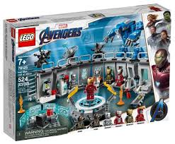 <b>Конструктор LEGO Marvel</b> Super Heroes 76125 Лаборатория ...