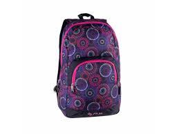 <b>Рюкзак Pulse Solo Purple</b> Flower купить в детском интернет ...