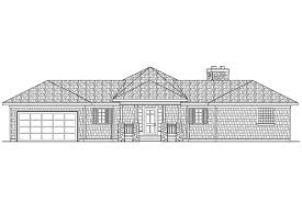 Craftsman House Plans   Vista     Associated Designs    View Lot House Plan   Vista     Front Elevation