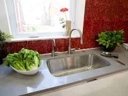dishy kitchen counter decorating ideas:  hkitc after red tile kitchen backsplash detail sxjpgrendhgtvcom