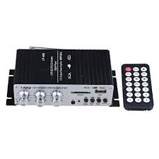 Amazon.com: Lepai <b>LP</b>-<b>A68</b> Digital <b>2 x 15W</b> Amplifier with Remote ...