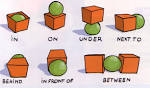 Images & Illustrations of preposition