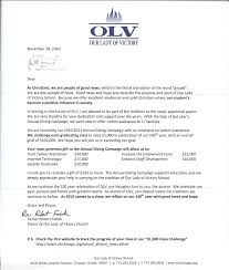 general annual fund letters af general letter gift reply olv sample1